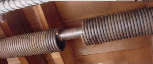 Garage Door Broken Spring Repair Bel Air CA